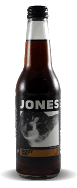 Jones Soda Co. Root Beer - Soda Pop Stop