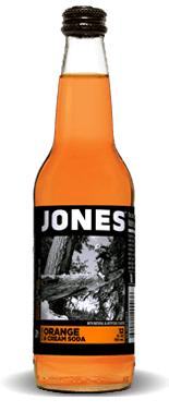 Jones Soda Co. Jones Pure Cane Soda – The Orange Cola – Soda Pop Stop