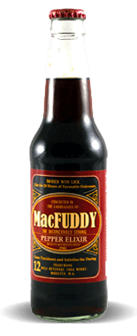 Macfuddy Pepper Elixir - Soda Pop Stop