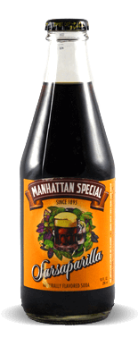 Manhattan Special Sarsaparilla – Soda Pop Stop