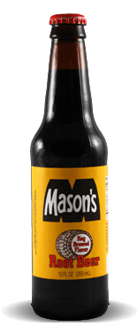 Mason's Root Beer – Soda Pop Stop