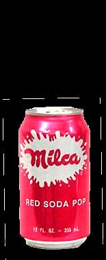 Milca Soda Roja - Soda Pop Stop