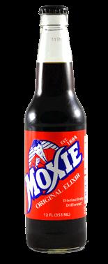 Moxie Original Elixir - Soda Pop Stop