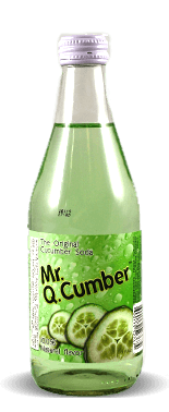 Mr. Q. Cumber – Soda Pop Stop