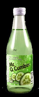 Mr. Q. Cumber - Soda Pop Stop