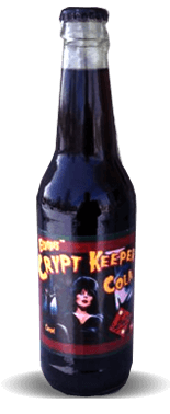 Olde Tyme Soda Works Elvira'S Crypt Keeper Cola – Soda Pop Stop
