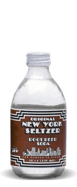 Original New York Seltzer – Root Beer Soda – Soda Pop Stop