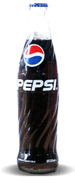 Pepsi-Cola (Imported Large Bottle From El Salvador) – Soda Pop Stop