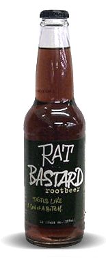 Rat Bastard Root Beer - Soda Pop Stop