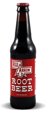 Red Arrow Root Beer – Soda Pop Stop