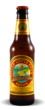 Reed's Sparkling Spiced Apple Brew - Soda Pop Stop
