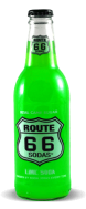 Route 66 Lime - Soda Pop Stop