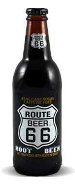 Route 66 Root Beer	– Soda Pop Stop