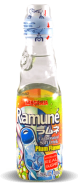 Sangaria Ramune Carbonated Soft Drink - Plum Flavor - Soda Pop Stop
