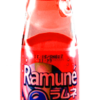 Sangaria Ramune Carbonated Soft Drink - Strawberry Flavor - Soda Pop Stop