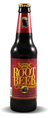 Saranac Root Beer - Soda Pop Stop