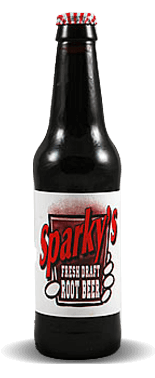 Sparky's Fresh Draft Root Beer - Soda Pop Stop