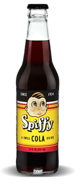 Spiffy Cola - Soda Pop Stop