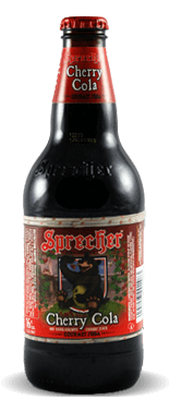Sprecher Brewing Co., Inc. Cherry Cola – Soda Pop Stop