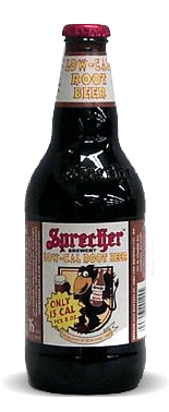 Sprecher Brewing Co., Inc. Low-Cal Root Beer – Soda Pop Stop
