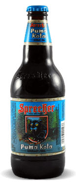 Sprecher Brewing Co., Inc. Puma Kola – Soda Pop Stop