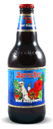 Sprecher Seasonal Fire-Brewed Red Raspberry Gourmet Soda - Soda Pop Stop
