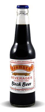 Squamscot Old Fashioned Birch Beer Soda – Soda Pop Stop