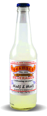 Squamscot Old Fashioned Half & Half Soda - Soda Pop Stop