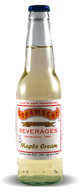 Squamscot Old Fashioned Maple Cream Soda – Soda Pop Stop