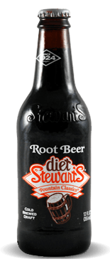 Stewart's Fountain Classics Diet Root Beer - Soda Pop Stop