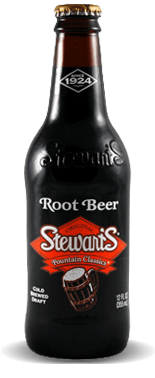 Stewart's Fountain Classics Original Root Beer - Soda Pop Stop