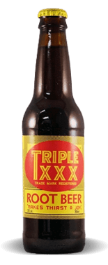 Triple XXX Root Beer - Soda Pop Stop