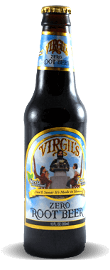 Virgil's Diet Root Beer – Soda Pop Stop