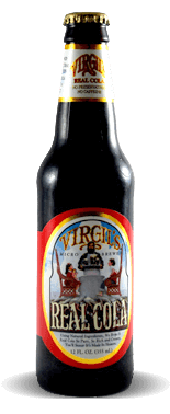 Virgil's Micro Brewed Real Cola – Soda Pop Stop