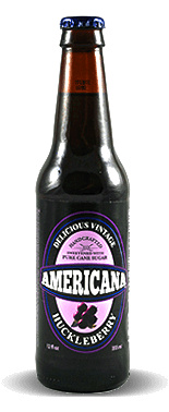 Americana Huckleberry Soda – Soda Pop Stop