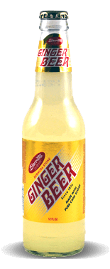 Barritts Bermuda Stone Diet Ginger Beer - Soda Pop Stop