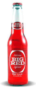 Big Red - Soda Pop Stop
