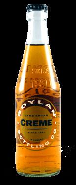 Boylan Bottleworks Creme Soda - Soda Pop Stop