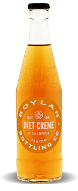 Boylan Bottleworks Diet Orange Cream – Soda Pop Stop