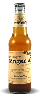 Bruce Cost – Jasmine Tea Ginger Ale – Soda Pop Stop
