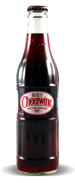 Cheerwine Bottling Company Diet Cheerwine – Soda Pop Stop