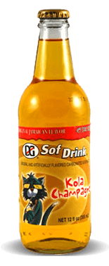 D & G Genuine Jamaican Kola Champagne - Soda Pop Stop