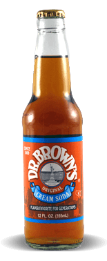 Dr. Brown's Cream Soda – Soda Pop Stop