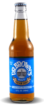 Dr. Brown's Diet Cream Soda – Soda Pop Stop