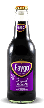 Faygo Original Grape Soda - Soda Pop Stop