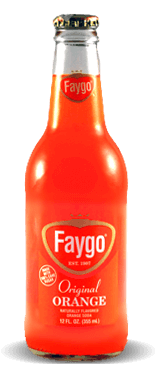 Faygo Original Orange Soda - Soda Pop Stop