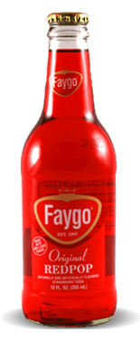 Faygo Original Red Pop – Soda Pop Stop