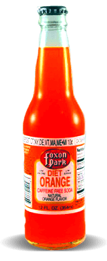 Foxon Park Diet Orange Soda – Soda Pop Stop
