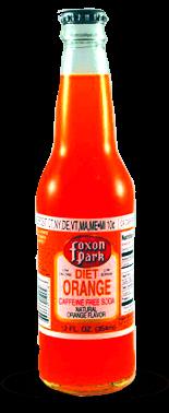 Foxon Park Diet Orange Soda – Soda Pop Stop