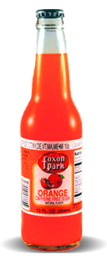 Foxon Park Orange Soda – Soda Pop Stop